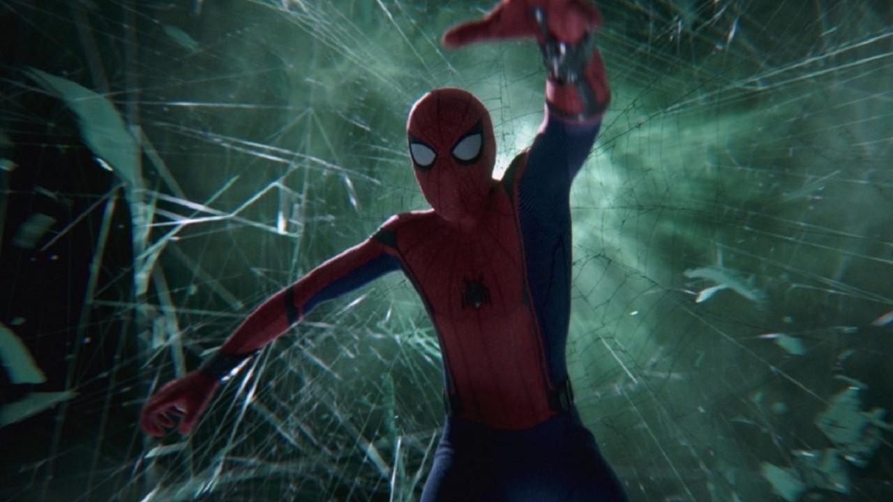 Spider-Man Far From Home Película Marvel MCU