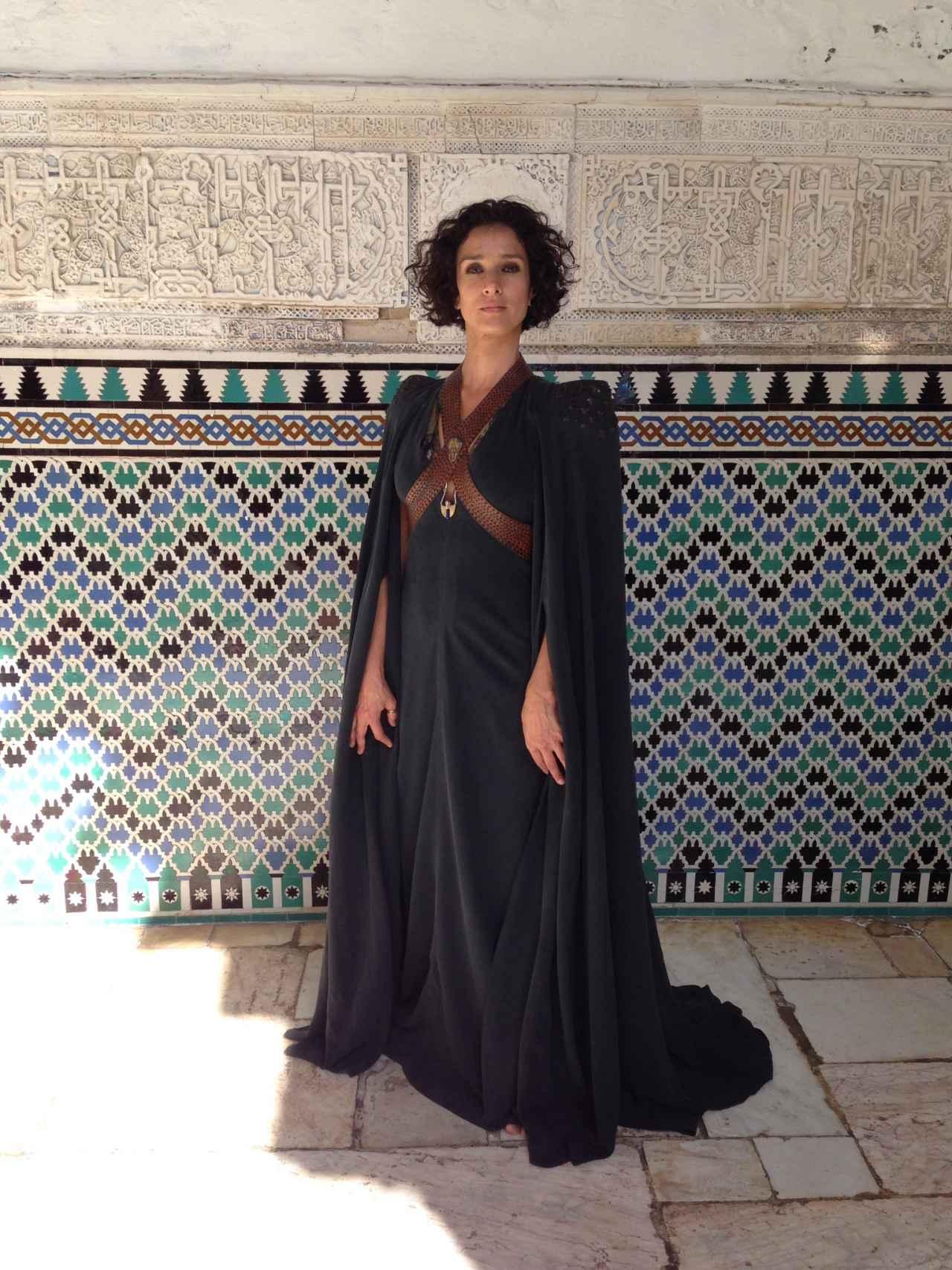 Indira Varma será parte del universo de Star Wars