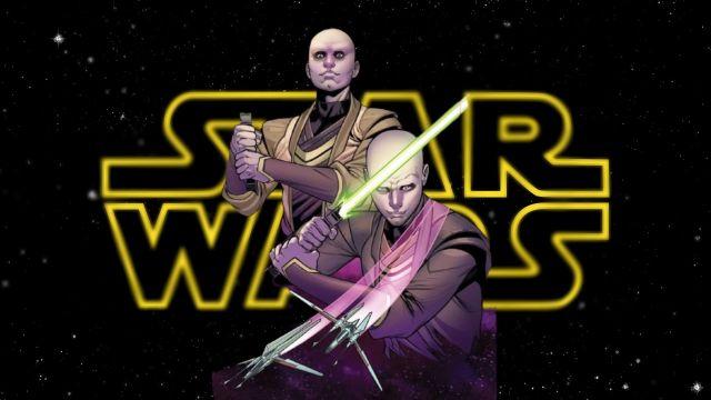 Star Wars personajes Jedi Terec Ceret trans