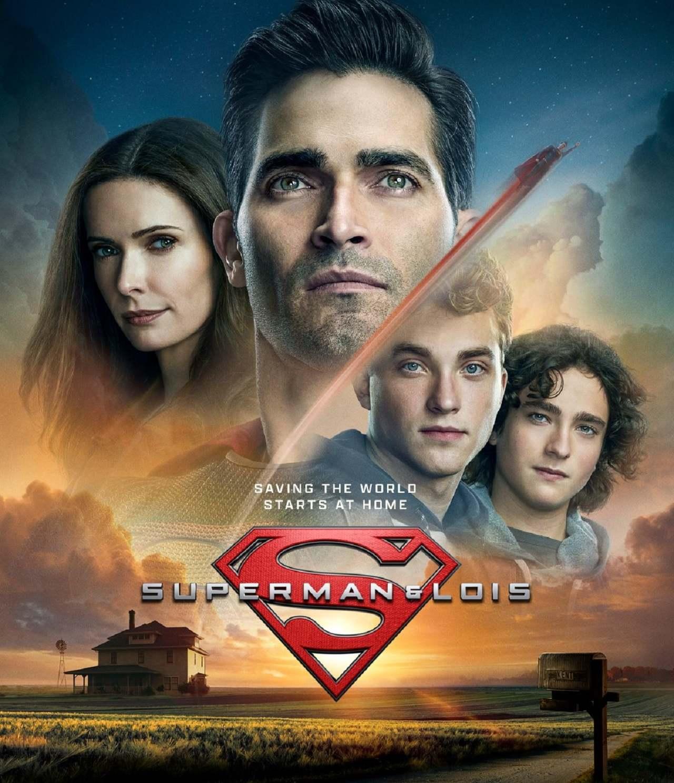 The CW confirma segunda temporada de Superman & Lois