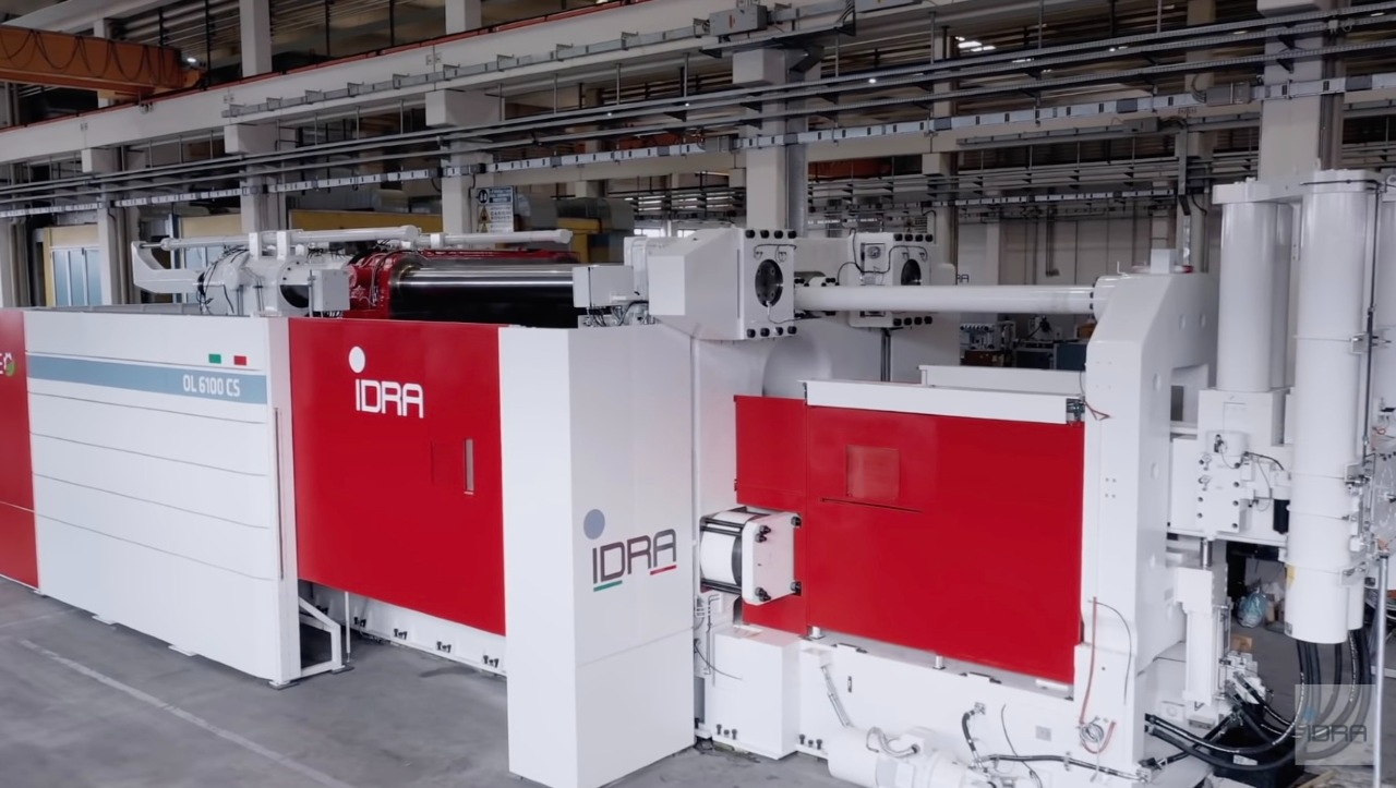 Tesla compra máquina fundición producción Cybertruck