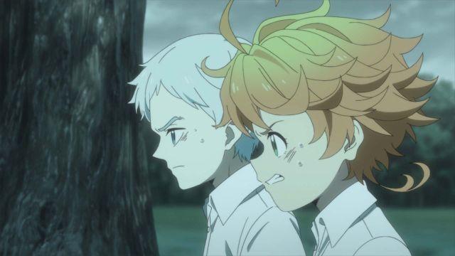 Escritores Segunda temporada The Promised Neverland Anime