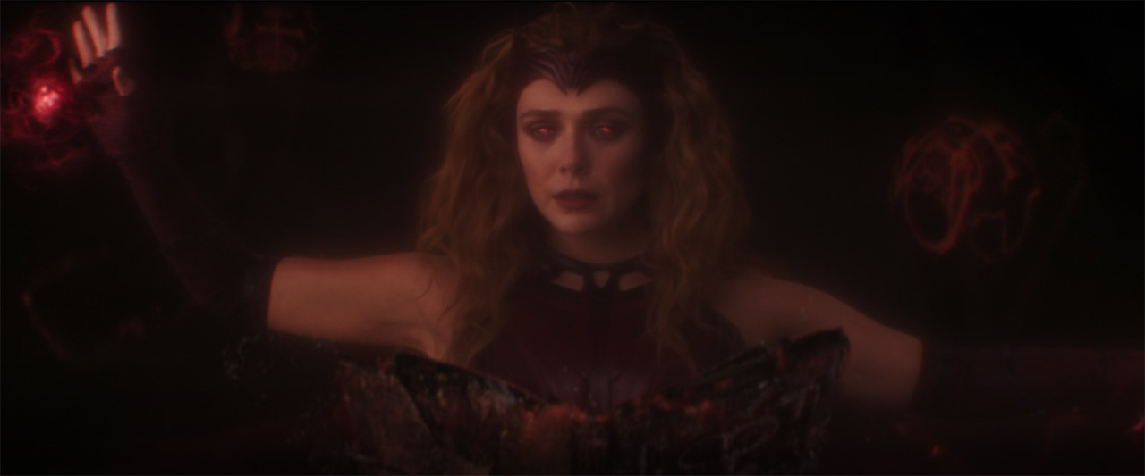 Wanda Maximoff Darkhold Marvel Scarlet Witch