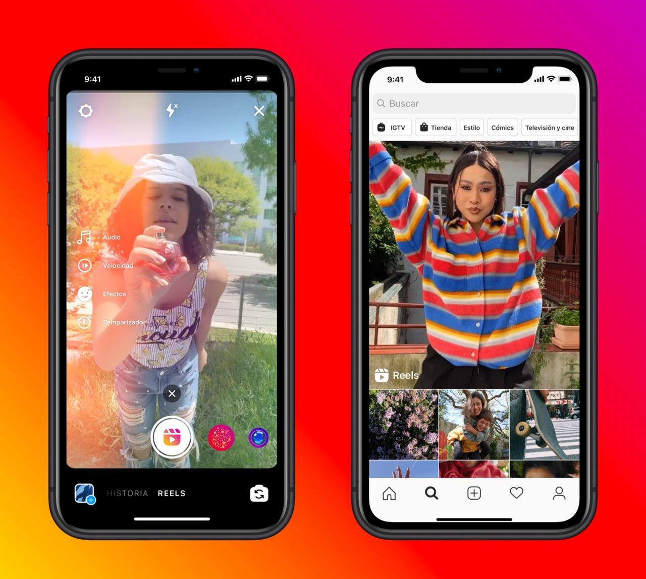 WhatsApp Reels Instagram llegarán aplicación mensajería