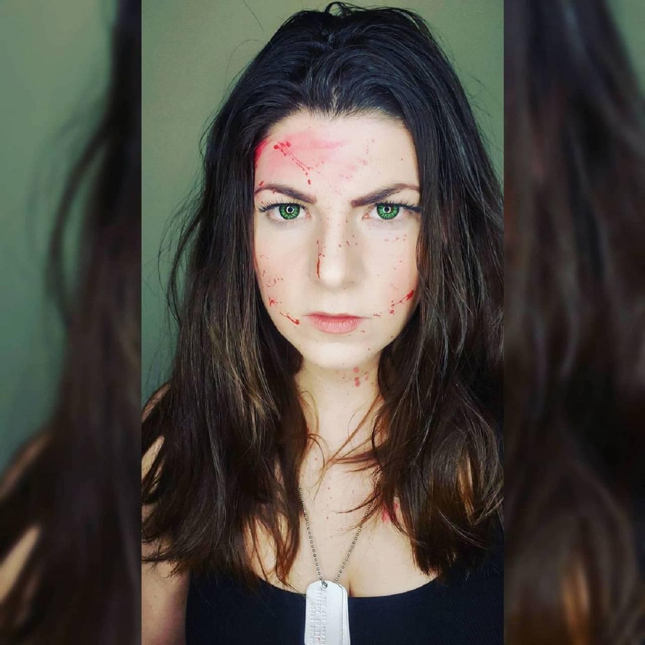 Cosplay de X-23 Laura Kinney