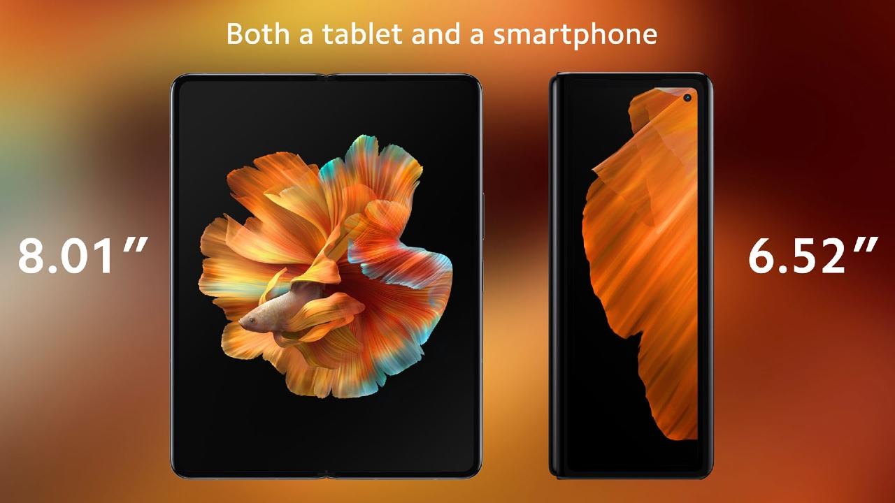 Xiaomi Mi MIX FOLD teléfono plegable