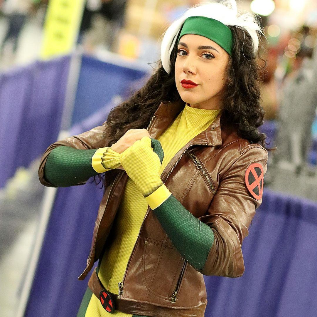 Cosplay Rogue 90s X-Men