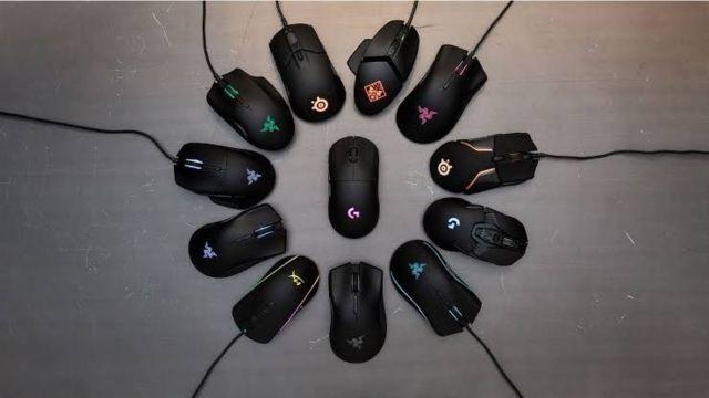 cual es el mejor mouse gamer