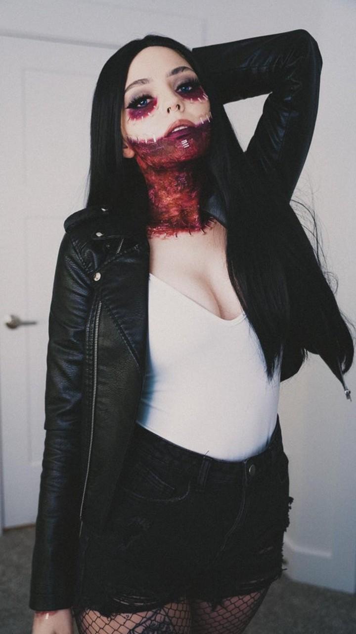 dabi cosplay mujer my hero academia