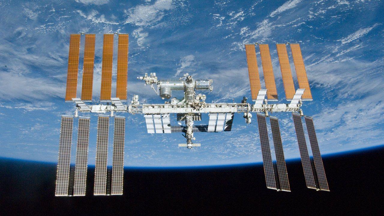 Estación Espacial Internacional Astronautas NASA EEI