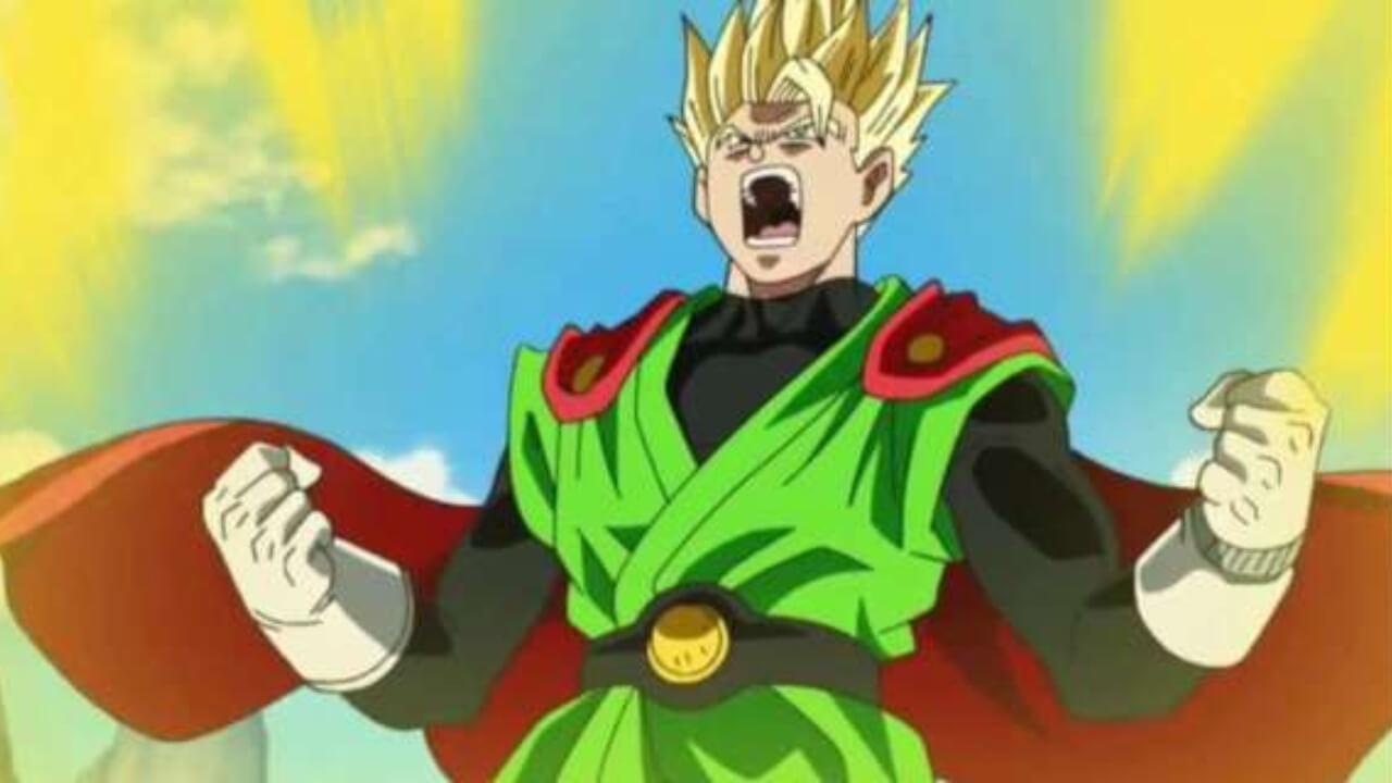 gohan gran saiyaman convertido en Super Sayajin