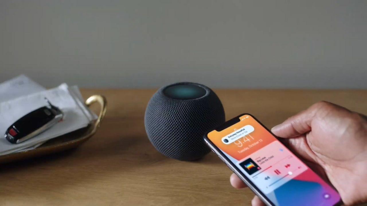 Apple HomePod Desontinuado HomePod Mini