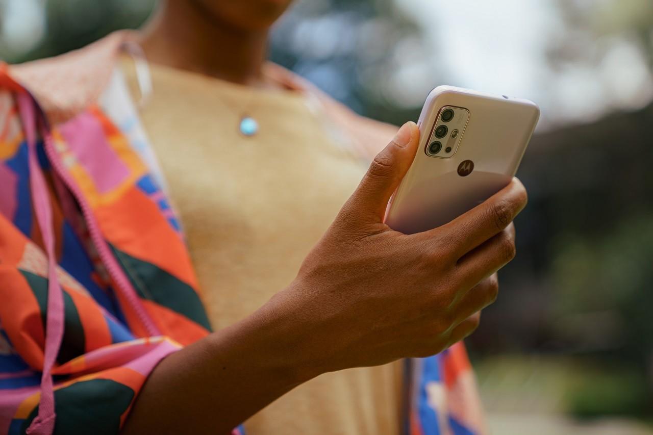 Nuevo Telefono Motorola Gama Media Moto G30