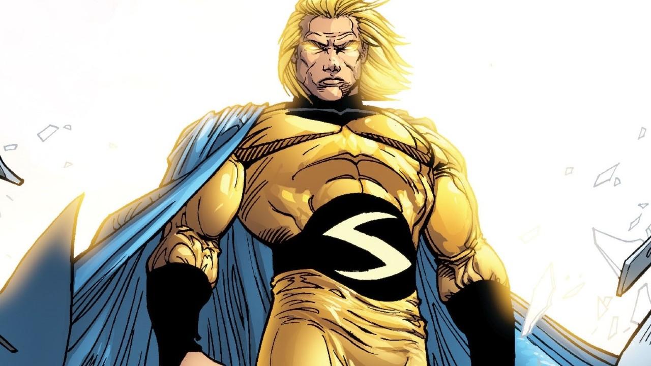 sentry superheroe marvel comics