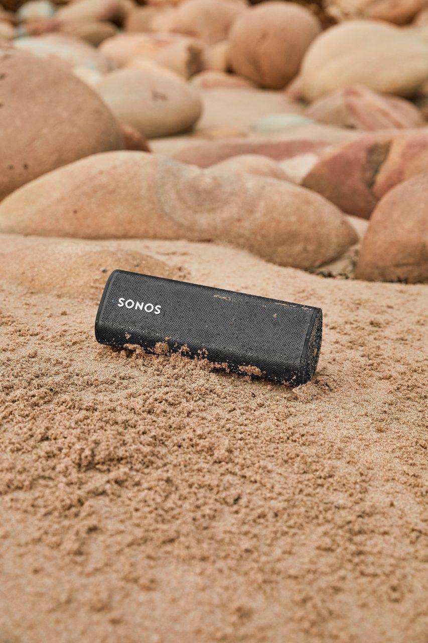 Sonos Roam, la bocina compacta y portátil