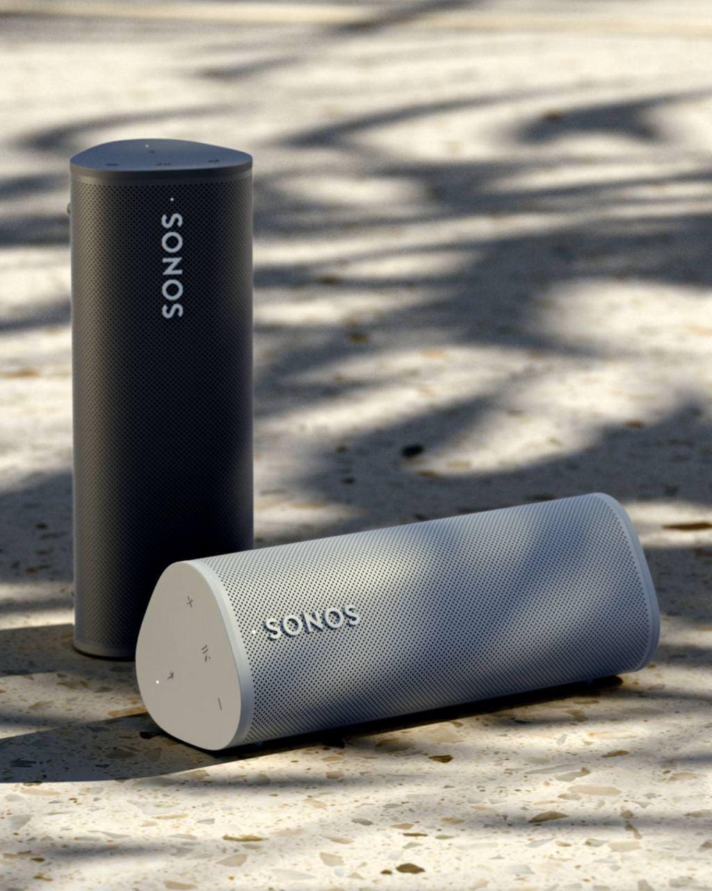 Sonos Roam, la bocina portátil de la marca