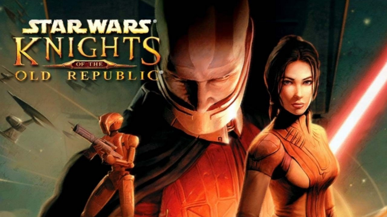 star wars knight of the old republic videojuego