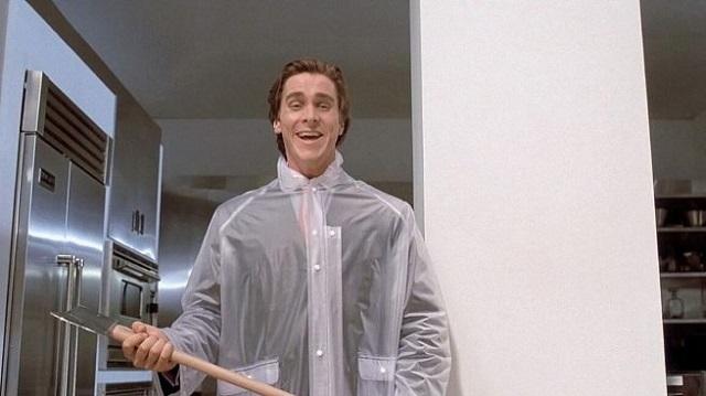 Serie American Psycho Christian Bale Película