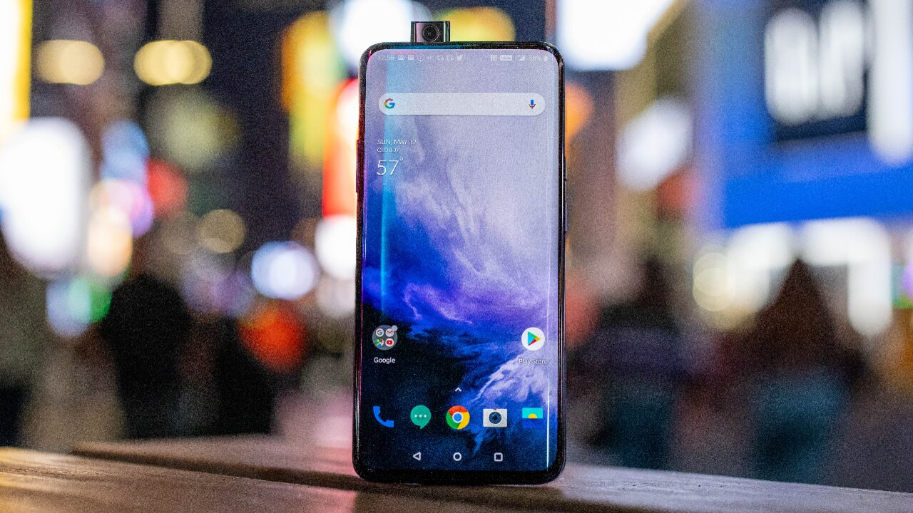 android one plus 7 pro teléfono gamer