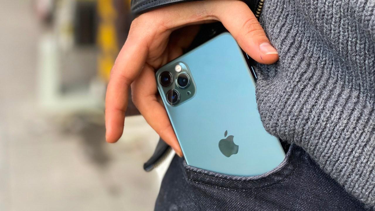 Apple iOS 14.5 calibración batería iPhone 11