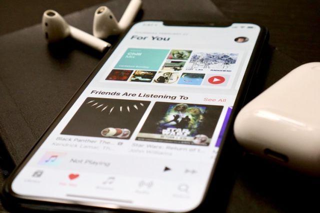 Esto es lo que paga Apple Music por reproduccion