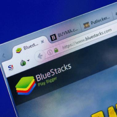 bluestacks windows configuración pc