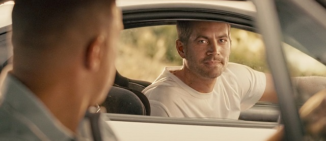 Paul Walker Brian O´Conner Fast and Furious Homenaje