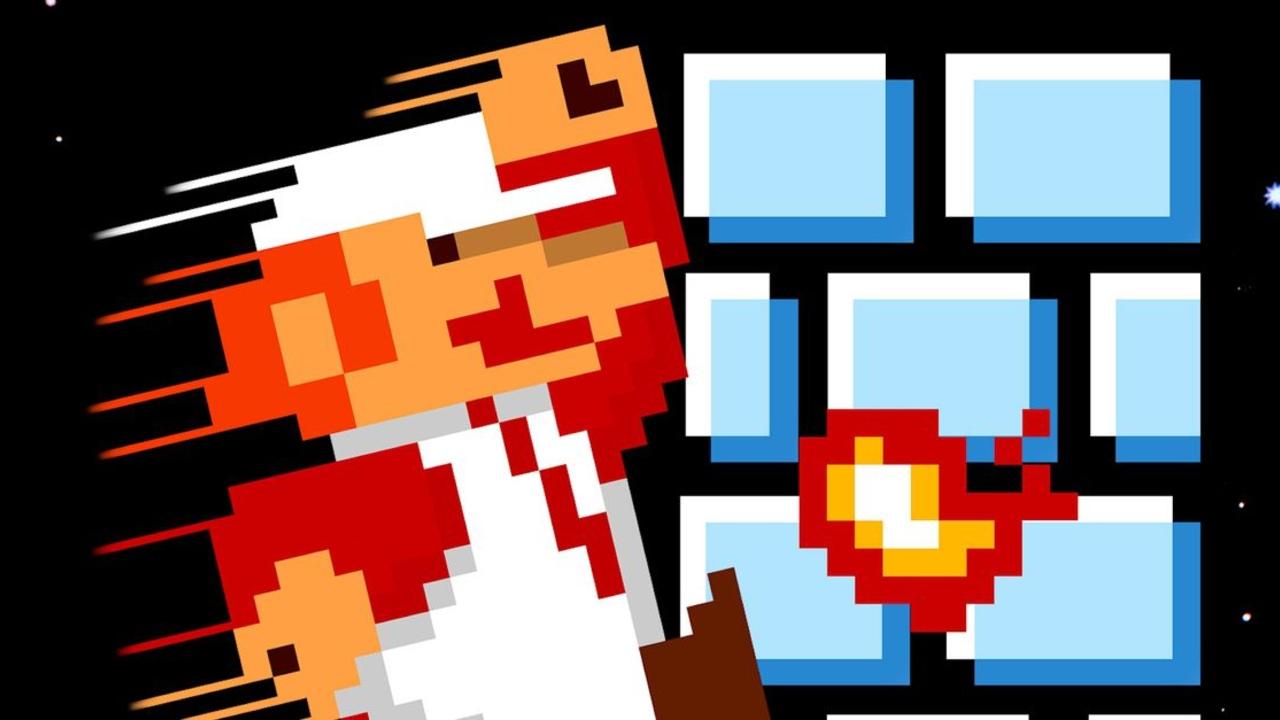 Super Mario Bros copia más cara historia