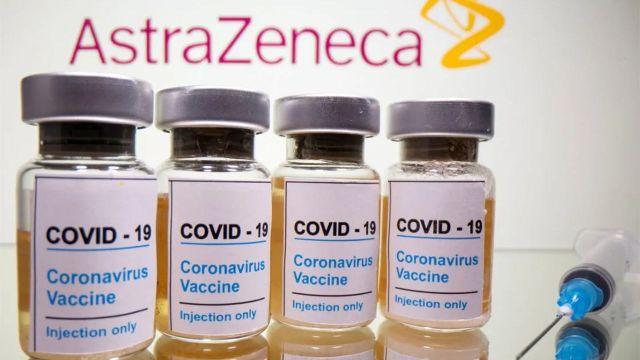 Covid-19 Vacuna AstraZeneca coágulos cerebrales europa