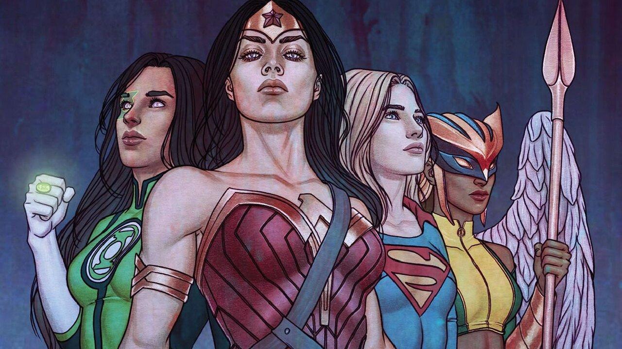 dc comics heroína más poderosa