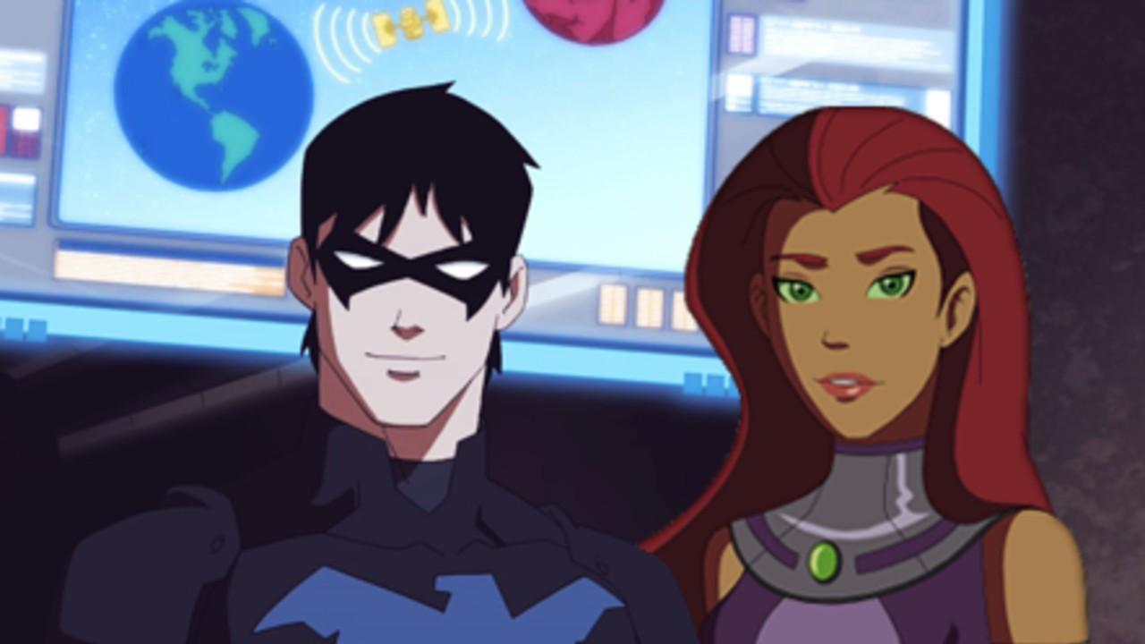 DC Comics: Starfire y Nightwing cobran vida gracias a un colaborativo de cosplay