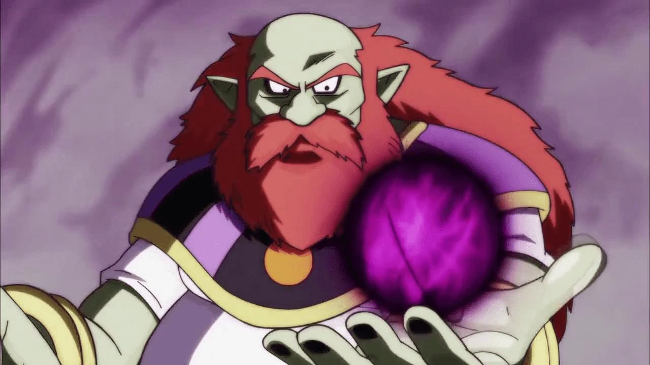 sidra dragon ball dioses ranking poder