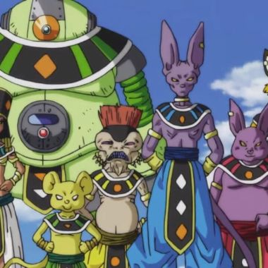 dioses destrucción dragon ball super ranking poder