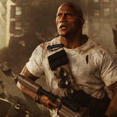 Dwayne Johnson Nueva Película de Terminator