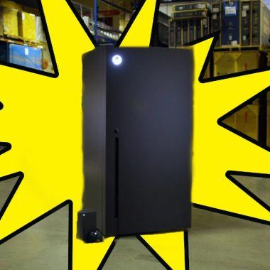 El refrigerador de Xbox Series X podría ser una realidad próximamente