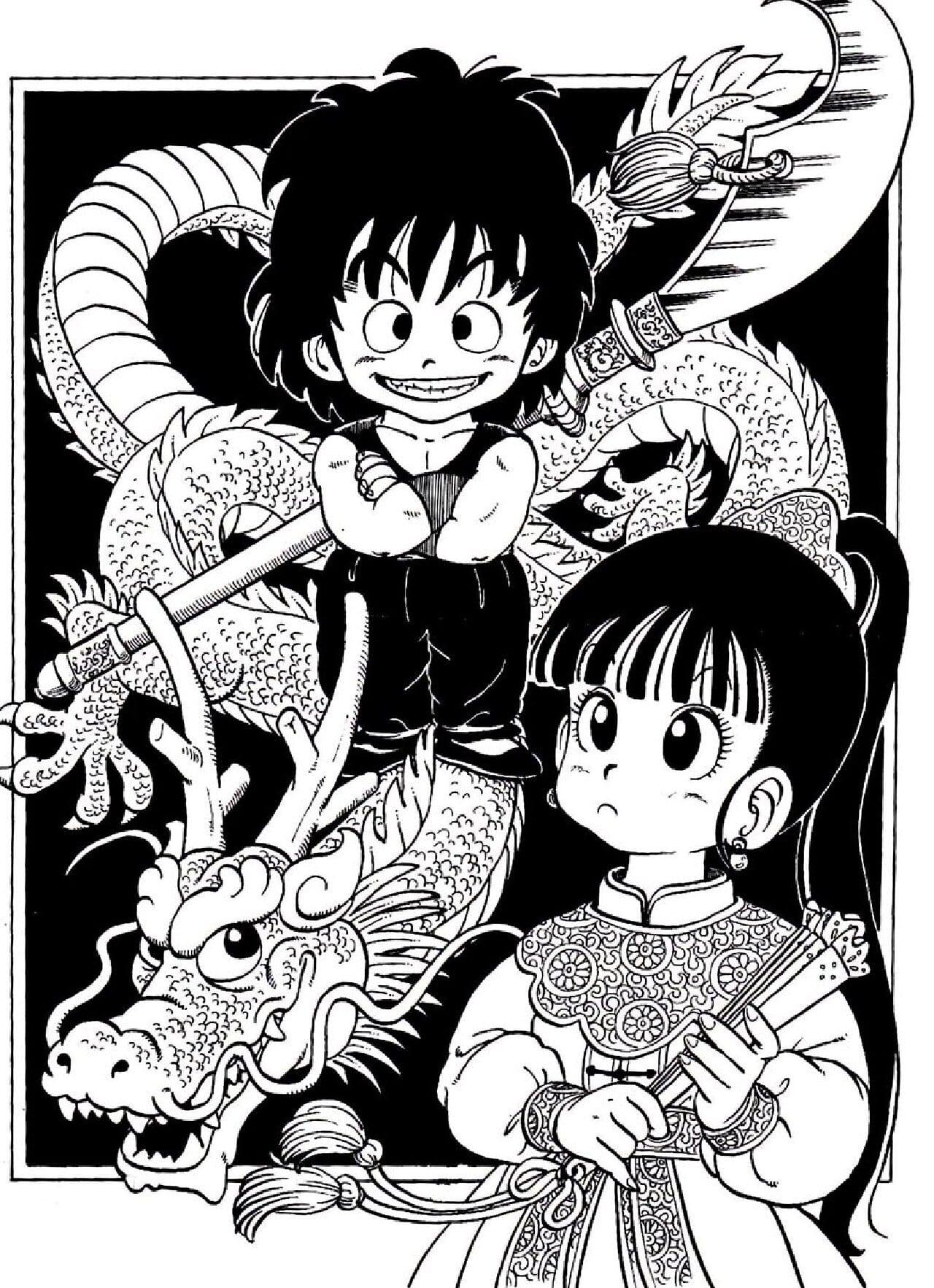 dragon boy akira toriyama antecedente dragon ball