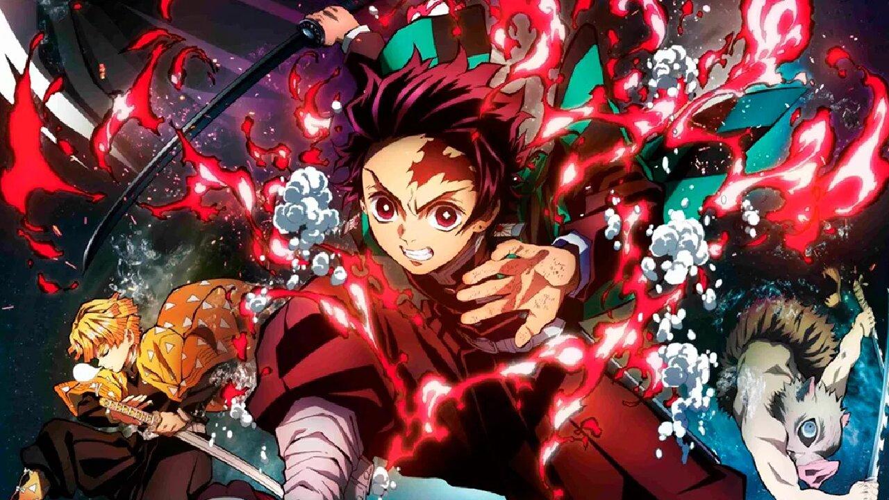 kimetsu no yaiba película anime ranking