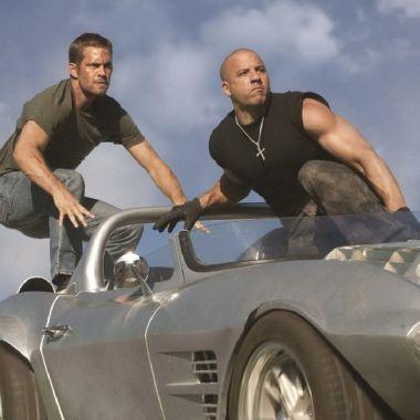 Paul Walker Vin Diesel Fast and Furious Brian O´Conner