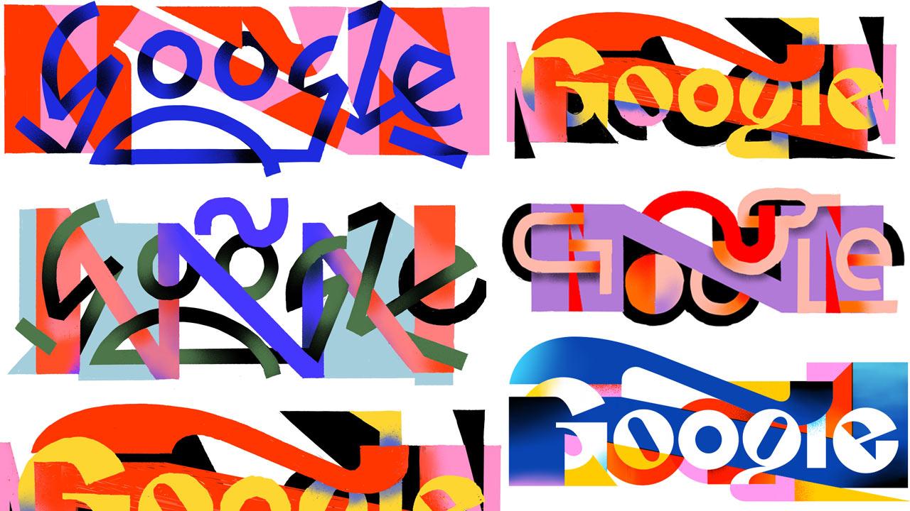 Doode Google Lengua española ñ