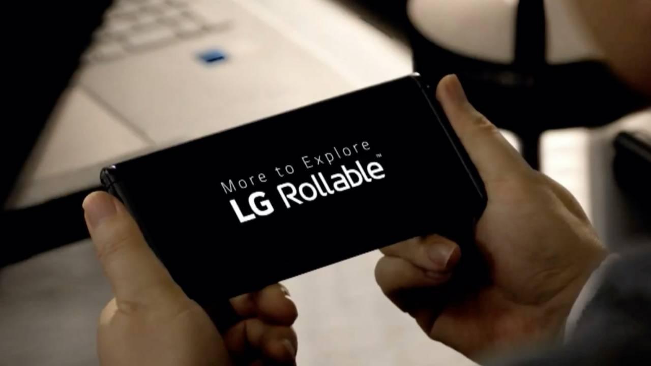 LG Rollable Teléfonos LG