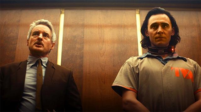 Marvel Loki Multiverso Time Variance Authority TVM
