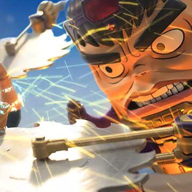 MODOK Serie Animada Marvel Hulu Stop Motion