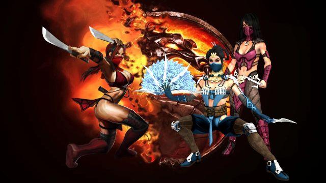 Mortal Kombat: Mileena, Skarlet y Kitana cobran vida gracias a estos increíbles cosplays de impacto