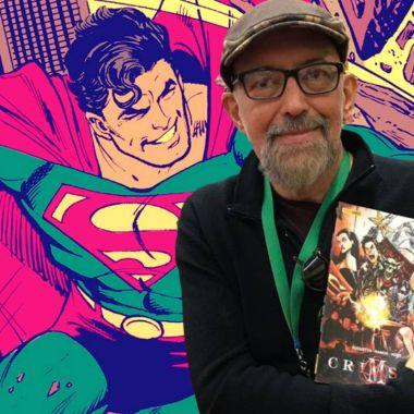 Francisco Hanghenbeck Escritor Historietista Mexicano Superman