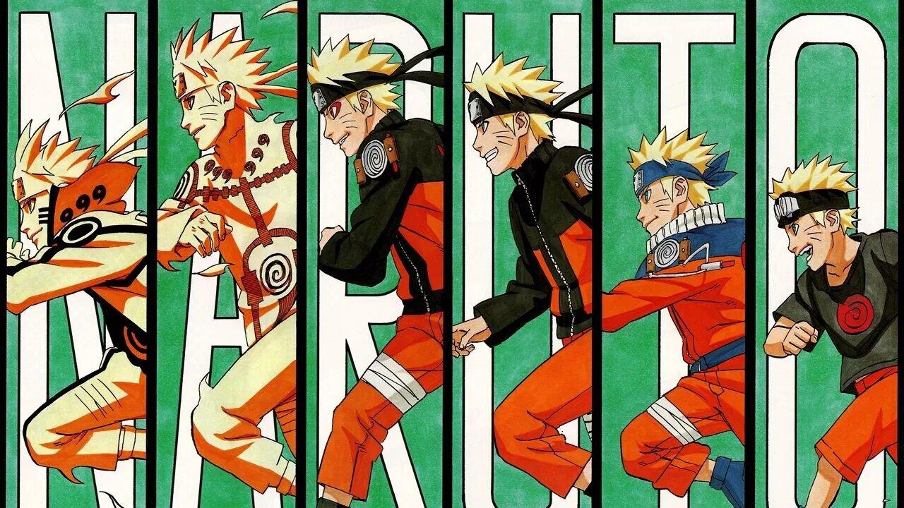 naruto ranking poder shinobis anime manga