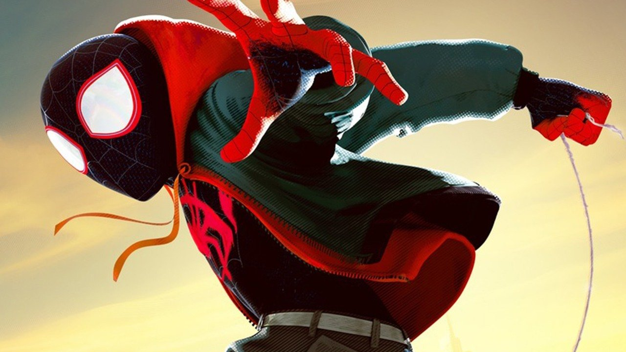 Netflix Sony Películas Marvel Spider-Man Into The Spider Verse