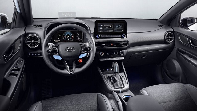 Nuevo SUV Deportivo Hyundai Kona N