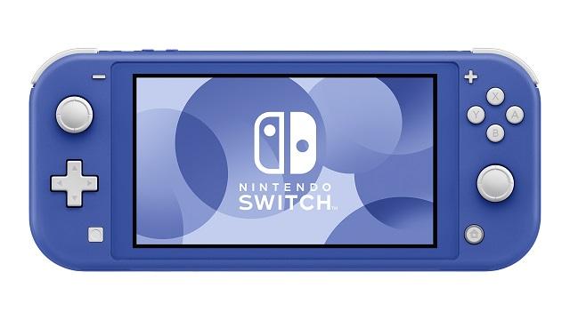 Nueva Nintendo Switch Lite Color Azul GameCube