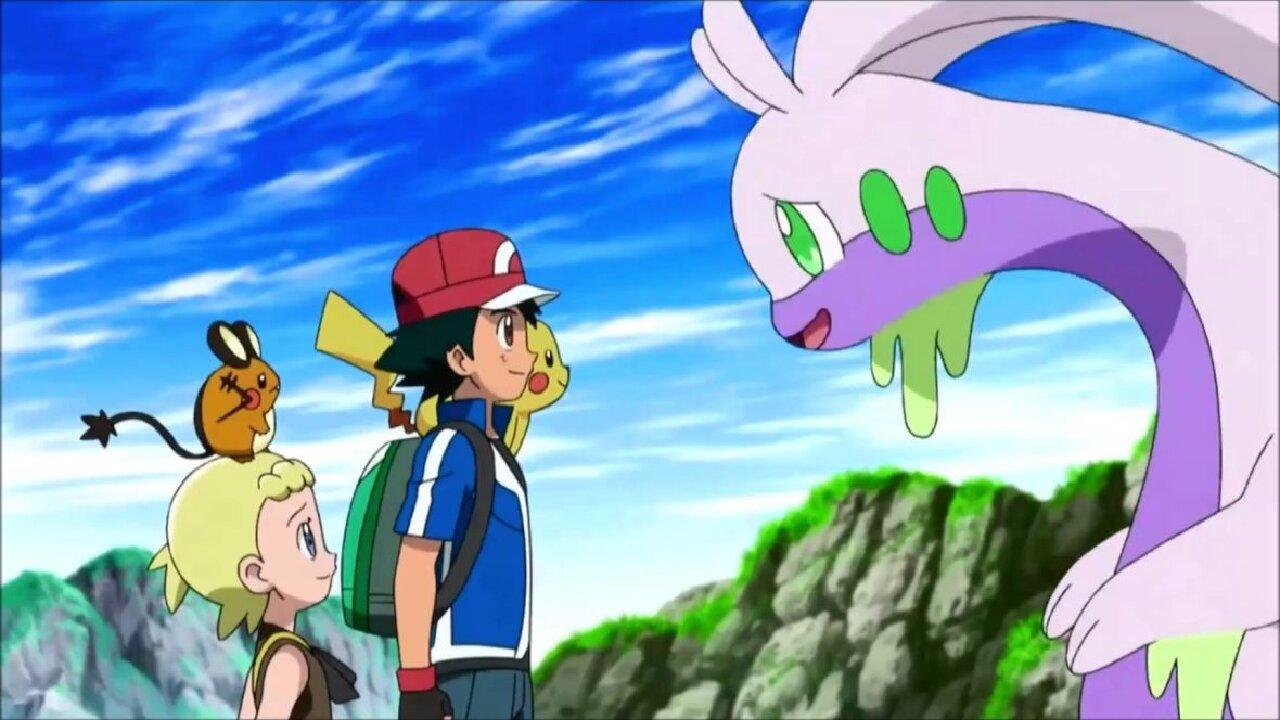 goodra pokémon ash ranking top