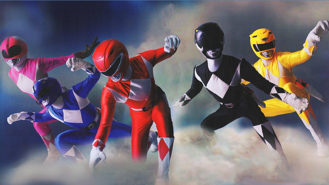 power rangers super sentai naoko takeuchi inspiración